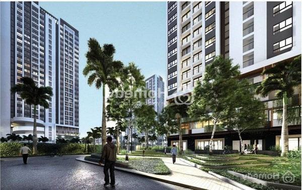 Báo Giá Dự án Moonlight Centre Point (Sài Gòn West)
