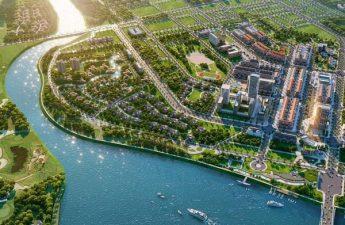 Báo giá Khu đô thị Indochina Riverside Complex, thị xã Điện Bàn - Quảng Nam