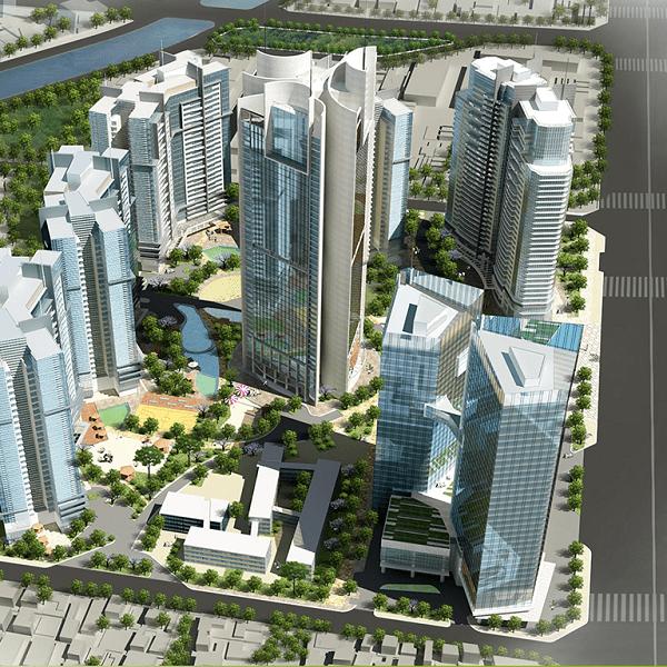 Báo giá Khu đô thị Vinhomes Smart City Nguyễn Trãi, quận Thanh Xuân