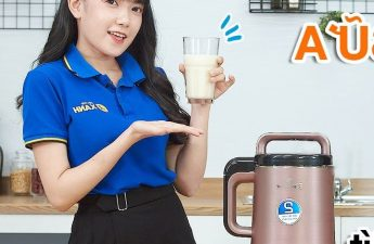 [Review] Máy làm sữa hạt Bluestone tốt nhất hiện nay