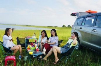 Top 1 những đồ đi cắm trại của những Camper chuyên nghiệp